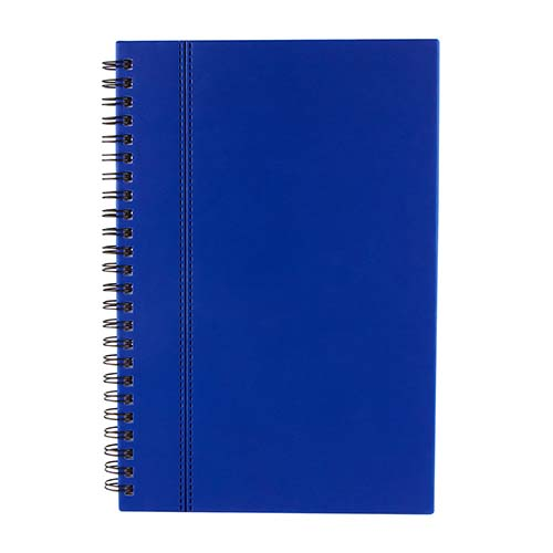 LIBRETA ALESA COLOR AZUL