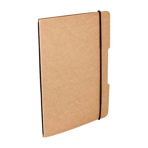 LIBRETA BARRON COLOR NEGRO